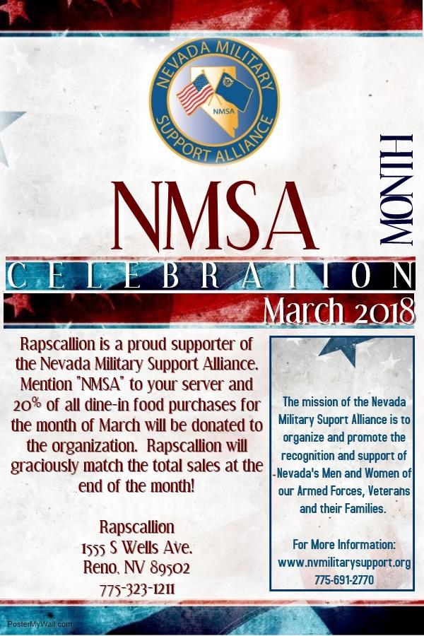 2018 Rapscallion Fundraiser