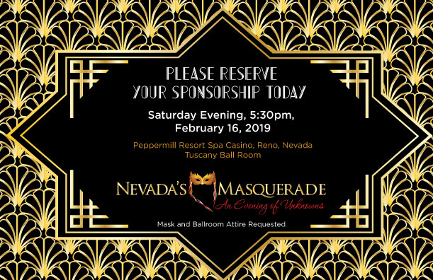 NV Masquerade 2019 Sponsor Now