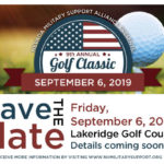 9th Annual Golf Classic - Save The Date - September 6, 2019