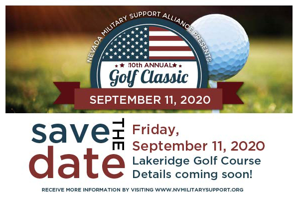 10th Annual Golf Classic - September 11, 2020